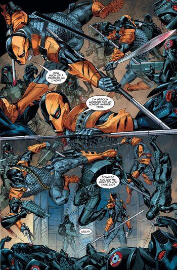 Injustice Año Cinco Vol.1 35 imagen
