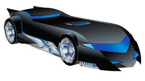 Batmobile (The Batman) 02