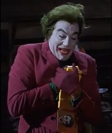 Joker with his belt (1960s)