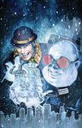 Smallville 9 cover