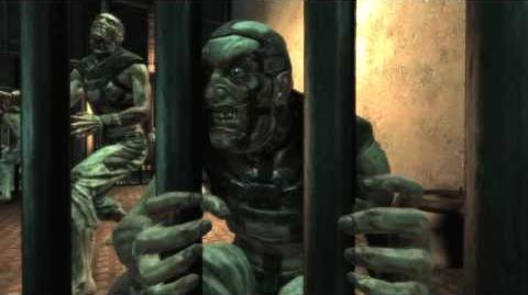 Batman Arkham Asylum 'History of Arkham Asylum Trailer' TRUE-HD QUALITY