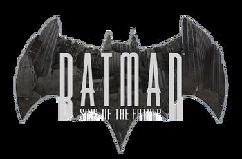 Batman Sins of the Father logo