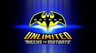"Batman Unlimited Mech vs. Mutants clip - ""Taking Flight"""