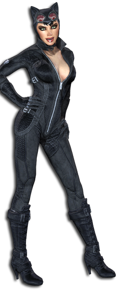 Catwoman  sc 1 st  Batman Wiki - Fandom & Catwoman (Arkhamverse)   Batman Wiki   FANDOM powered by Wikia
