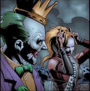 The Joker king