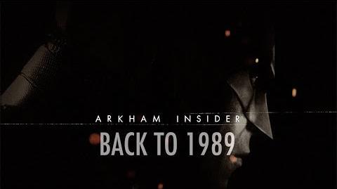 Arkham Insider Episode 7 Back to 1989