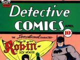 Detective Comics Issue 38