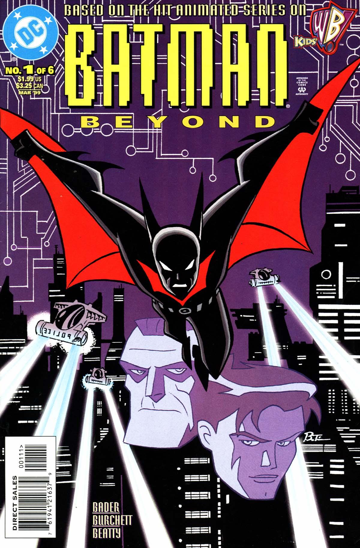 Book Cover Series Wiki ~ Batman beyond volume wiki fandom powered by