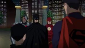 Batman reprende a Damian