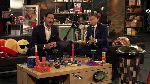Ben McKenzie y Tom Ellis revelan sus enamoramientos masculinos en el rincón de FOX
