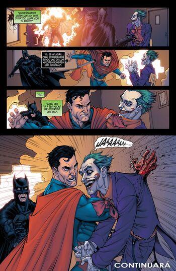 Injustice Gods Among Us Vol.1 4 imagen