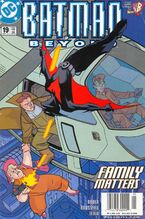 Batman Beyond v2 19 Cover