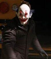 Bus driver getaway