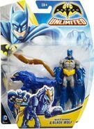 Batman & Blade Wolf