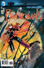 Batwoman Vol 1-7 Cover-1