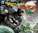 Batman/Teenage Mutant Ninja Turtles Issue 2