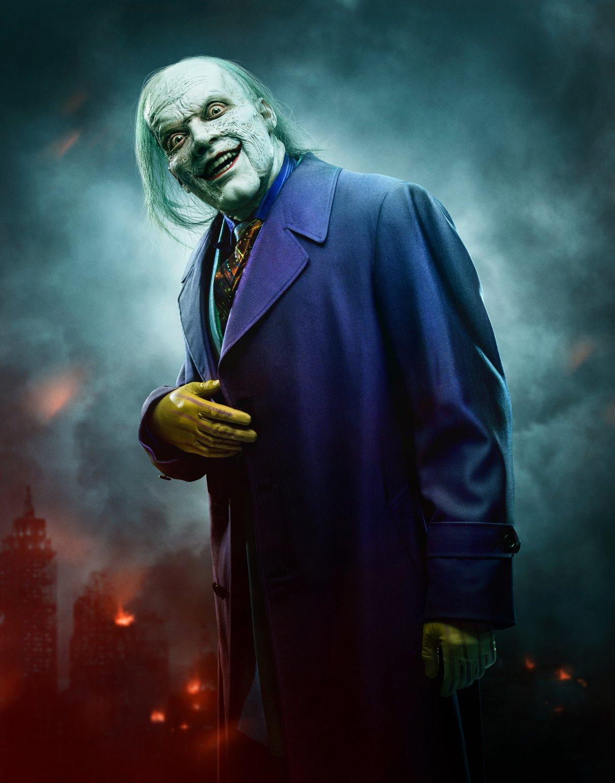 Jeremiah Valeska Gotham Batpedia Fandom