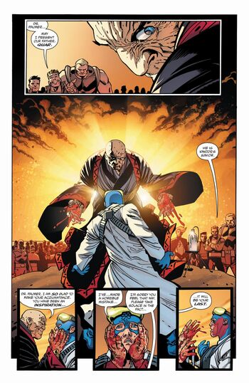 Dark Knight III The Master Race Vol.1 2 imagen