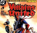 Villains United Issue 1
