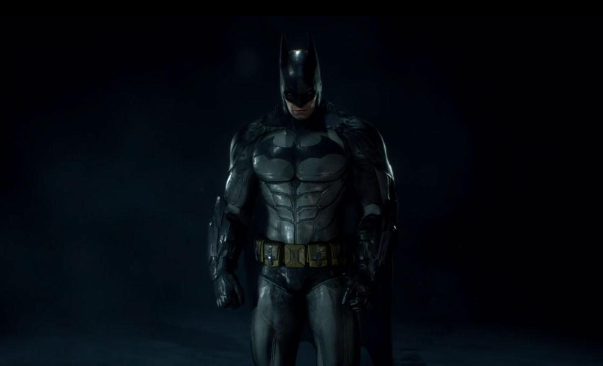 Batman Batsuit V743 Arkham City