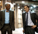 Lucius Fox (Morgan Freeman)
