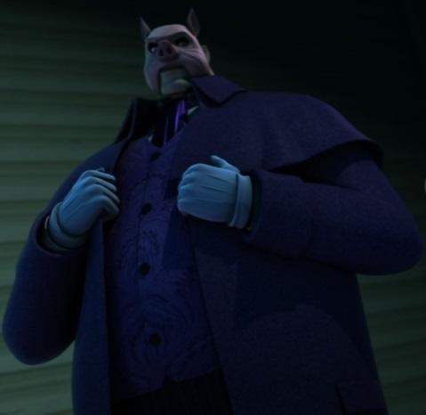 Professor Pyg Beware The Batman Batman Wiki Fandom Powered By