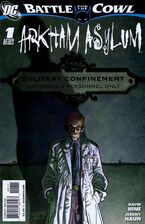 Battle for the Cowl Arkham Asylum -1