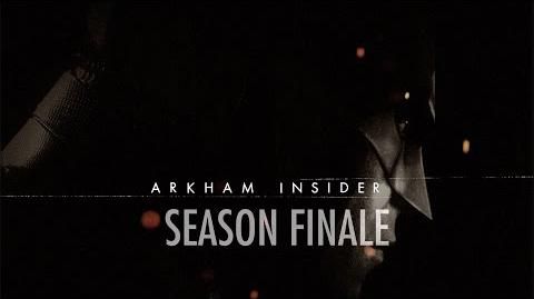 Arkham Insider 11 - Final de temporada