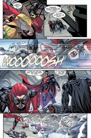 Injustice Año Cinco Vol.1 31 imagen
