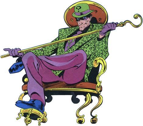The Riddler Batman Wiki Fandom Powered By Wikia
