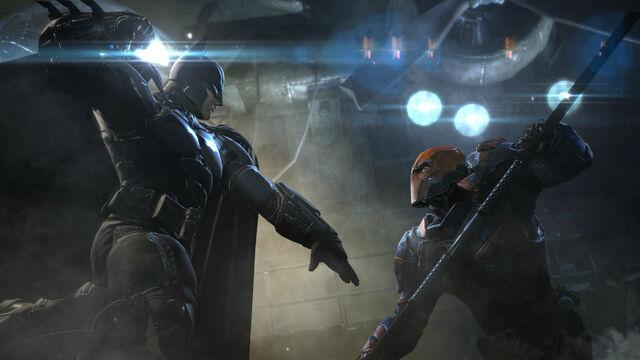 File:Batman versus Deathstroke.jpg