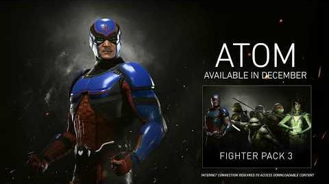 Injustice 2 - ¡Atom!