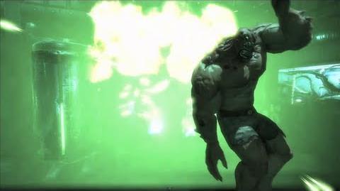 """Batman Arkham Asylum """"NVIDIA PhysX"""" Trailer"""