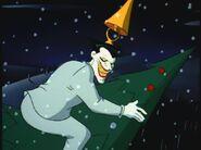 ChristmasWithTheJokerRidingonTree