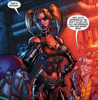 Harley ArkhamCity-3