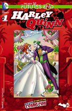 Harley Quinn Vol 2 Futures End-1 Cover-2