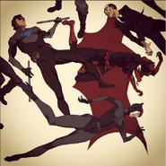 PhilBourassa-Catwoman-Batwoman