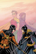 Red Robin Batgirl