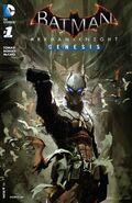 Batman arkham knight genesis n1
