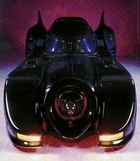 Returns Batmobile
