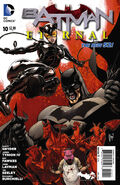 Batman Eternal Vol 1-10 Cover-1