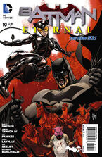 Batman Eternal Vol 1-10 Cover-1