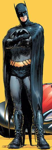 Dick Grayson as Batman