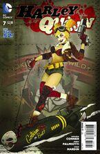 Harley Quinn Vol 2-7 Cover-2