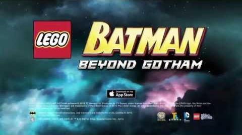 LEGO Batman Beyond Gotham para iOS