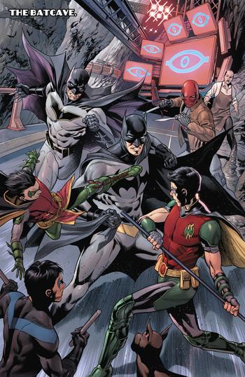 Detective Comics Vol.1 968 imagen