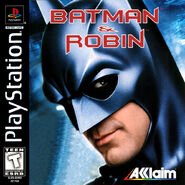 Batman & Robin (Video Game)