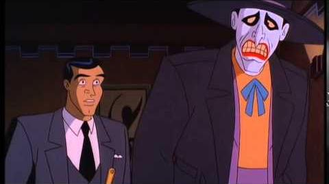 Batman Mask Of The Phantasm- Joker's Big Entrance
