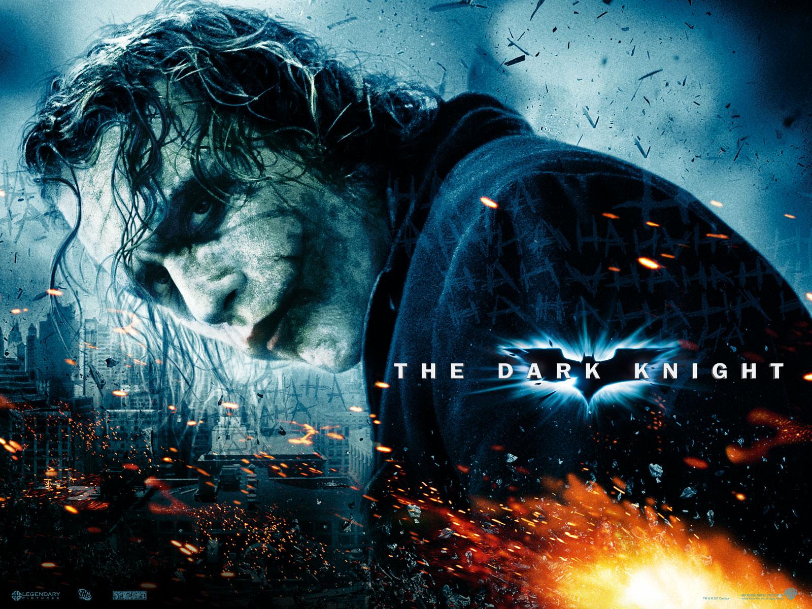 Dark Knight The Joker Heath Ledger Desktop 1600x1200 Wallpaper 50502
