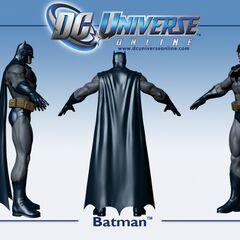 Diseño de Batman